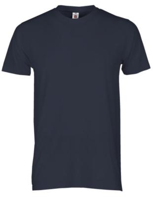T-shirt 100% coton - NAVY - Lot de 5