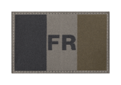 France Flag Patch - RAL7013