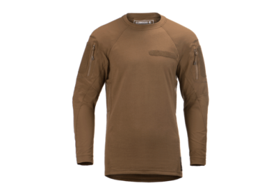 T-Shirt Instructor Mk. II Manches Longues - Coyote