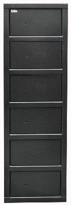 ARMOIRE FORTE 6 COMPARTIMENTS