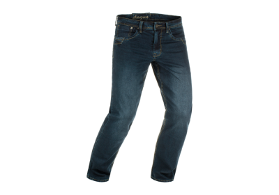 Blue Denim tactical flex jeans - Coloris : Midnight Washed