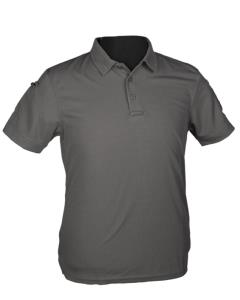 POLO TACTIQUE QUICKDRY URBAN GREY