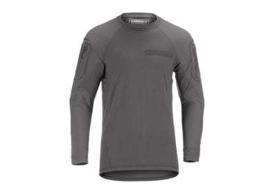 T-Shirt Instructor Mk. II Manches Longues - Gris