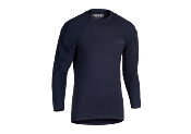 T-Shirt Instructor Mk. II Manches Longues - Navy