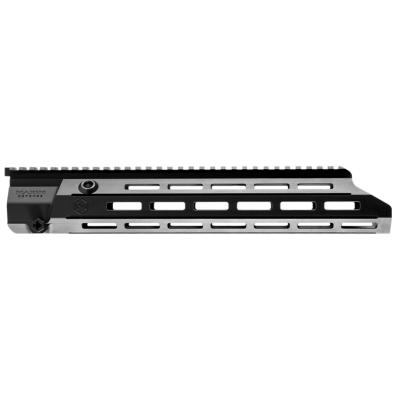 HK 416 / MR556 M-SLOT Garde-main - BLACK / Long Scoop 14""